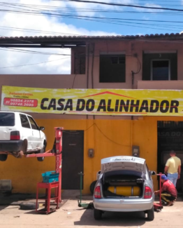 Casa do Alinhador